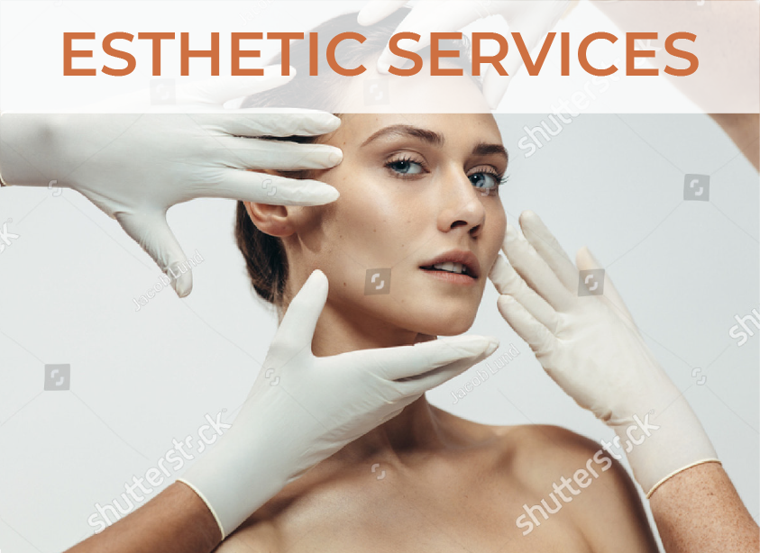 Esthetic Services - Click to learn more