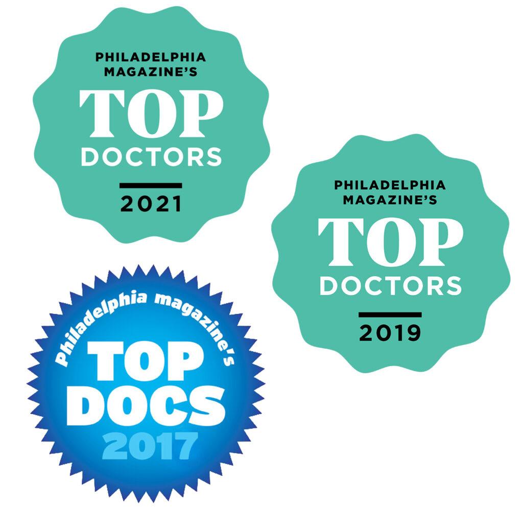 Top Docs Award 2017, 2019