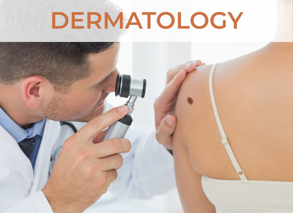 General Dermatology Services - Click to learn more